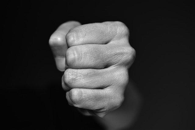 Tabuthema Gewalt gegen Männer